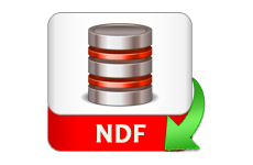 Recover NDF File