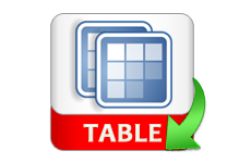 Restore Deleted Tables