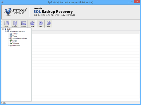 BAK rile recovery software